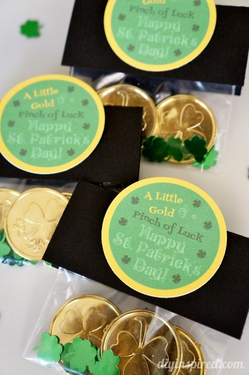 Good Luck St. Patrick's Day Printable