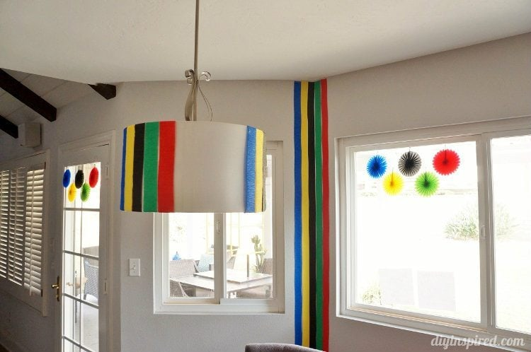 Olympic Decoration Ideas (3)