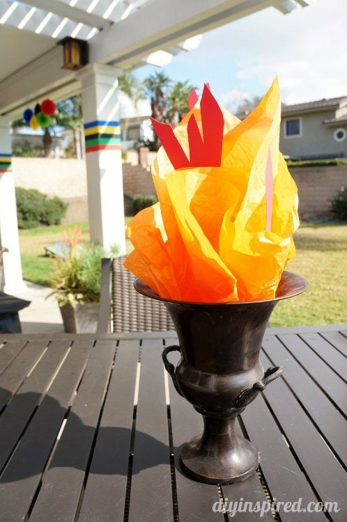 Olympic Torch Decoration Ideas (1)