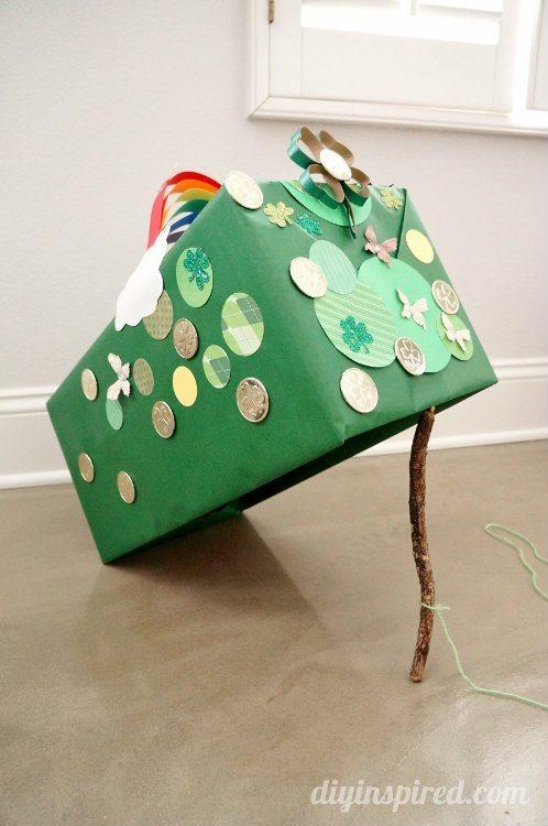 Saint Patrick's Day Leprechaun Trap Tradition