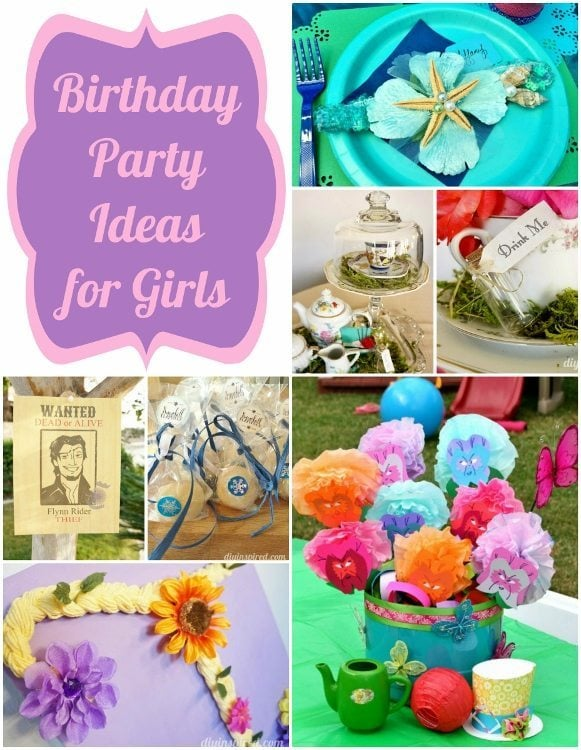 Decorating Ideas > Birthday Party Ideas For Girls  DIY Inspired ~ 215751_Birthday Party Ideas Zurich