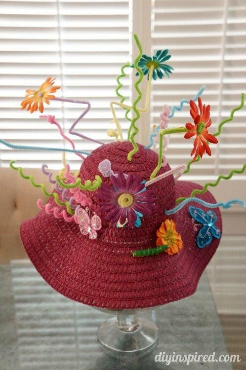 crazy hat day idea   diy inspired