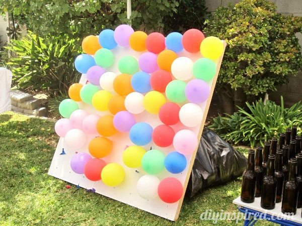 Carnival game ideas for adults the for Diy party games for adults