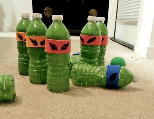 kids-craft-recyled-water-bottles