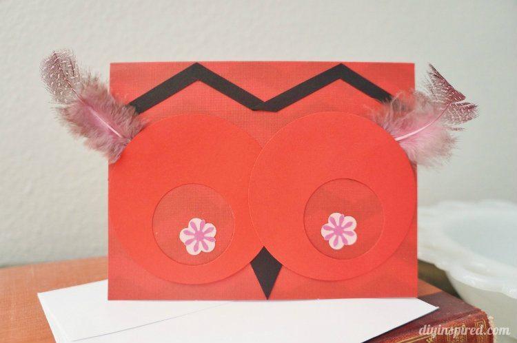 DIY Owl Card (4)