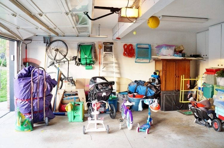 Easy Ways to Declutter and Improve Your Garage (1)