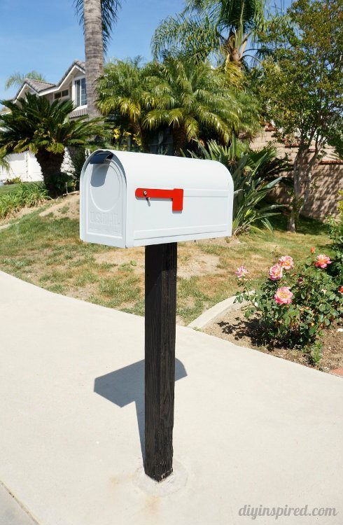 Mailbox Makeover How To