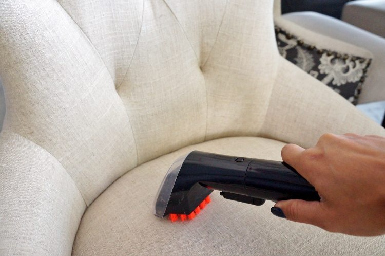 Spring Cleaning Your Upholstery with BISSELL (2)