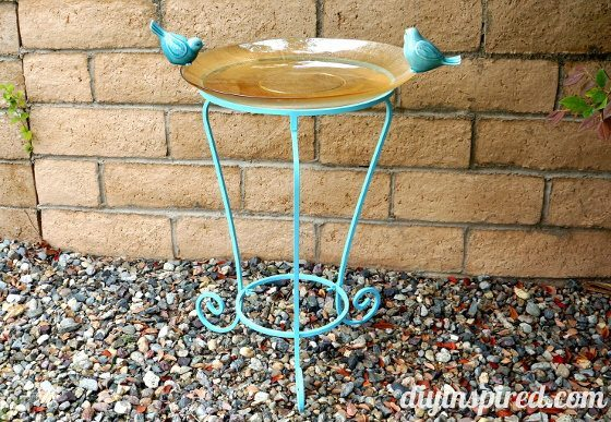 diy-bird-bath-trash to treasure