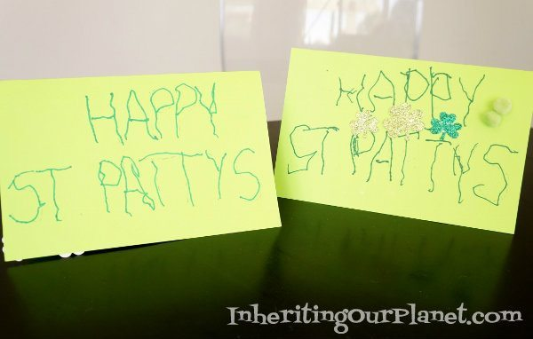 Card-Writing-Kids-Activity