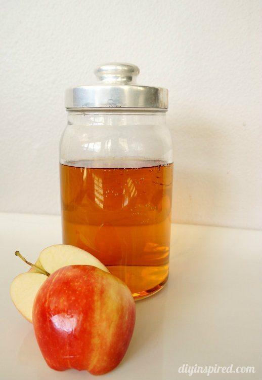 Cleaning Hacks - Apple Cider Vinegar