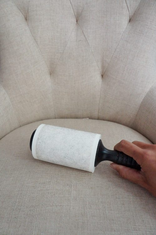 Cleaning Hacks - Lint Roller