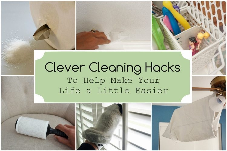 Clever Cleaning Hacks (1)
