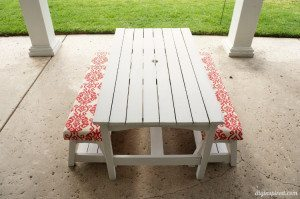 Kids Picnic Table Makeover (6)