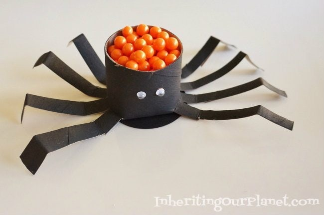 Toilet-Paper-Roll-Halloween-Spider