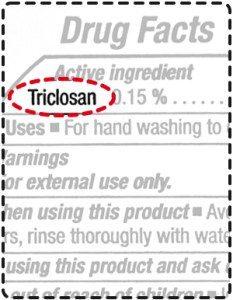 Triclosan-Dangers