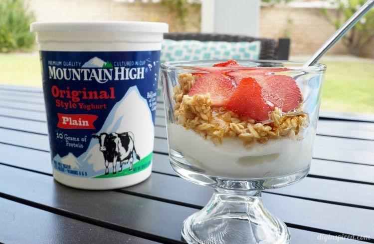 Yoghurt Parfait