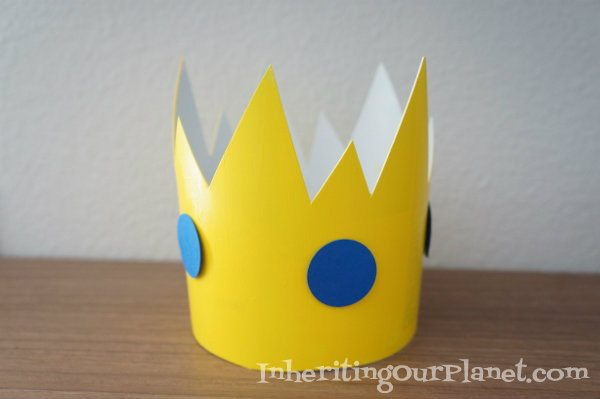 Diy Angry Birds King Pig Pinata Crown Diy Inspired