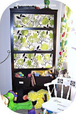 how-to-make-a-bookshelf-curtain