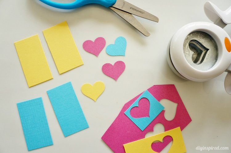 Hand Sanitizer Back to School Craft with Paper Scraps