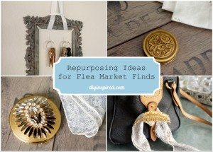 Repurposing Ideas for Flea Market Finds DIY Inspired