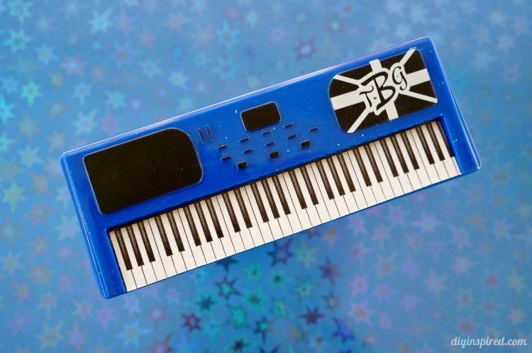 The Beatrix Girls-Chantal-Keyboard