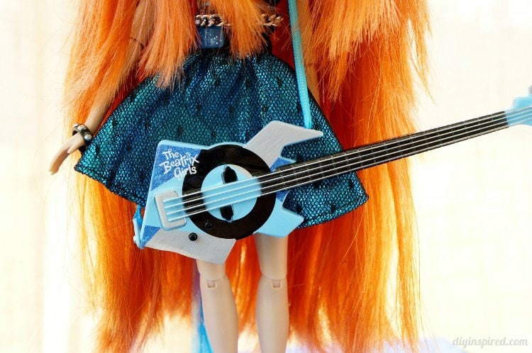 The Beatrix Girls-Lark-Guitar