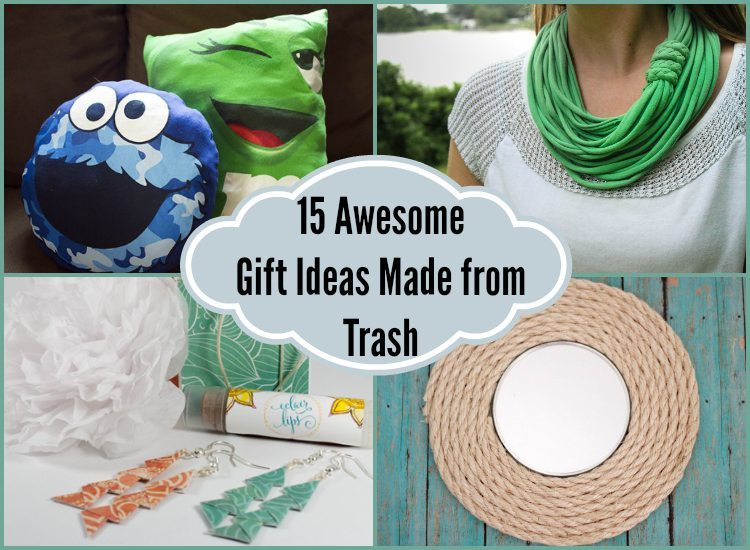 15 awesome repurposed gift ideas made from trash diy inspired awesome gift ideas made from trash diy inspired negle Choice Image
