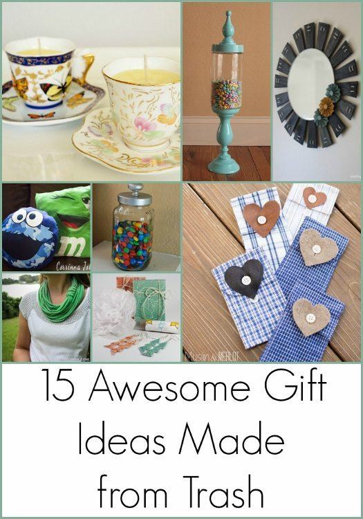 15 awesome repurposed gift ideas made from trash diy inspired awesome gift ideas made from trash negle Choice Image