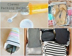 Clever and Thrifty Suitcase Packing Hacks