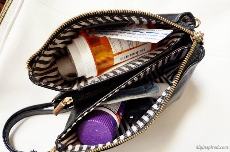 Packing Hacks Emergency Kit
