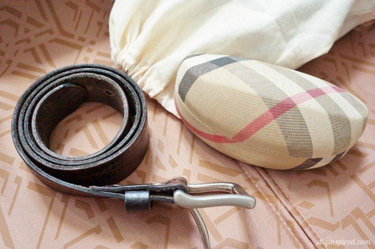 Packing Hacks for Belts