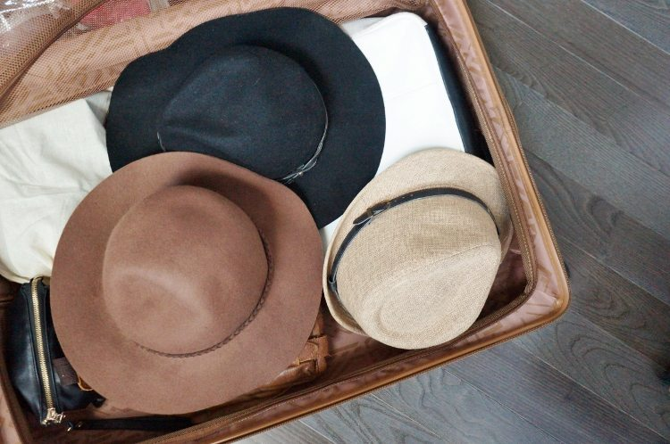 Packing Hacks for Hats