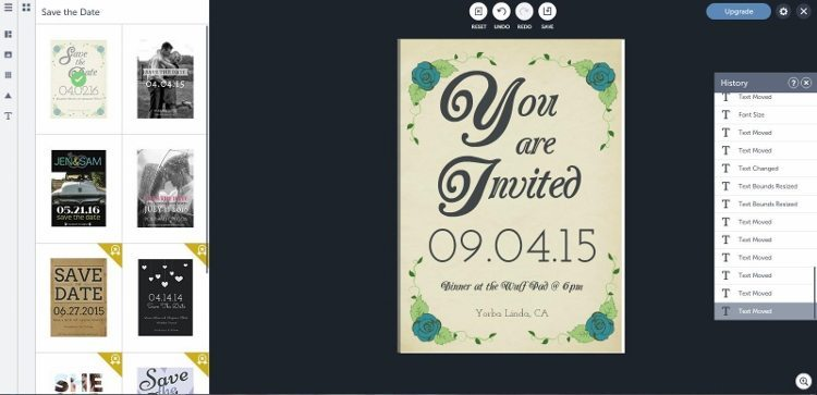 BeFunky Invite