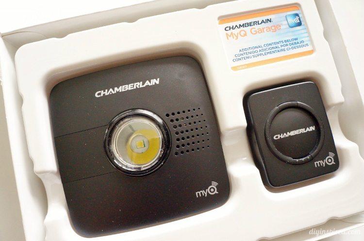 Chamberlain MyQ (2)