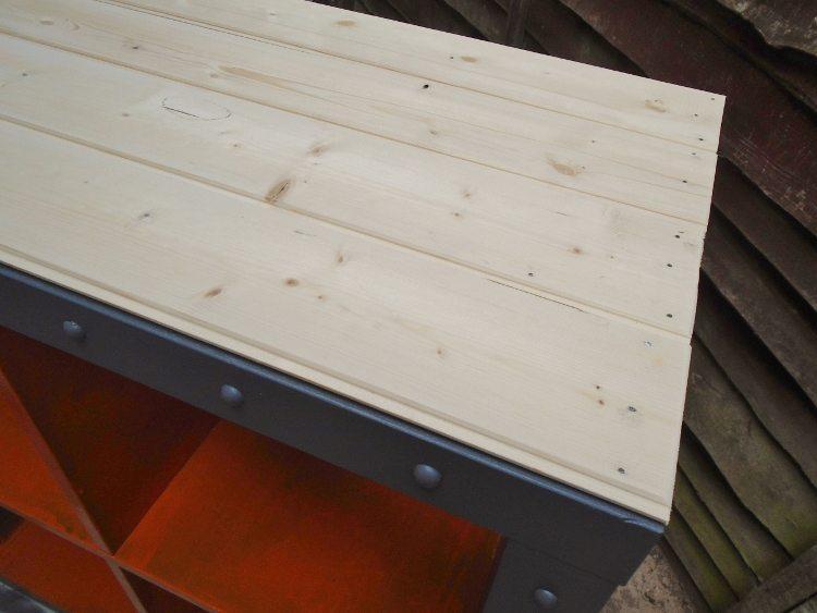 IKEA Hack Expedit Shelves Industrial Grillo Designs (11)