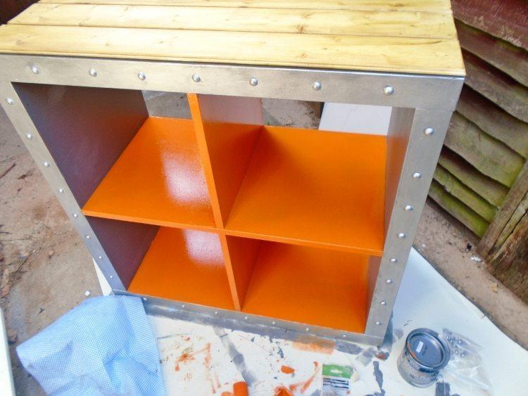 Ikea Hack Expedit Cubes Diy Inspired