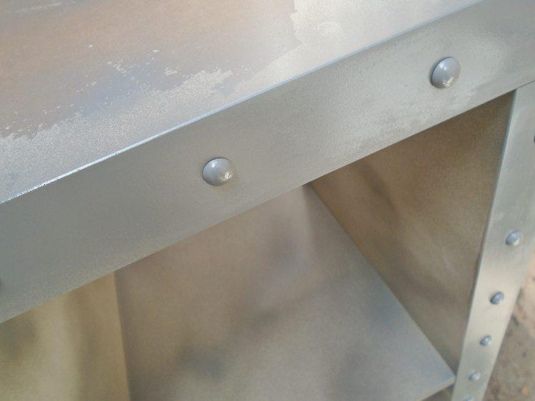IKEA Hack Expedit Shelves Industrial Grillo Designs (7)