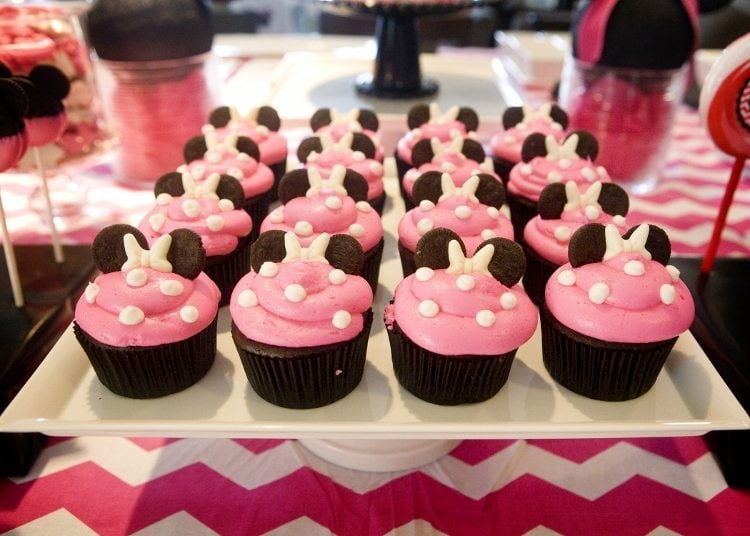 Minnie Mouse Craft Ideas For Birthday Party