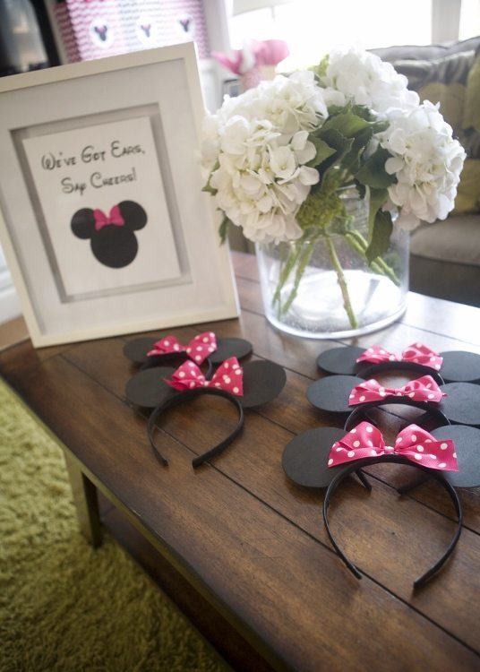 Minnie Mouse Birthday Party Mouse Ears (2)