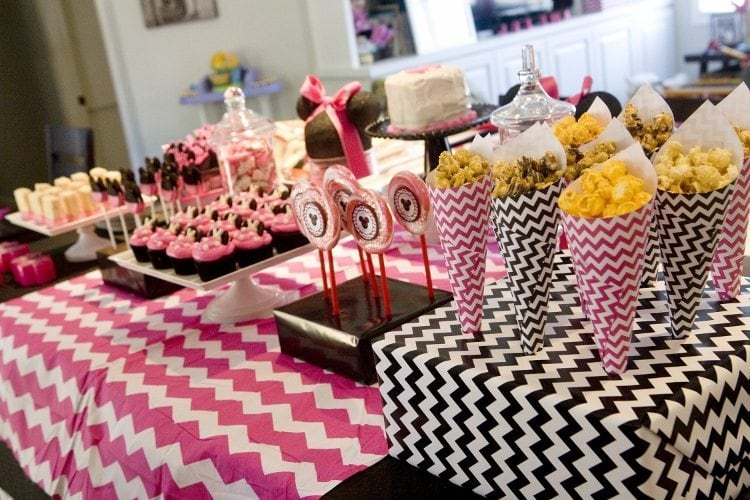 Amanda's Parties To Go: Candy Christmas Dessert Table |Sweet Treats Party Table