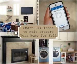 Smart DIY Ideas to Help Prepare Your Home for Fall