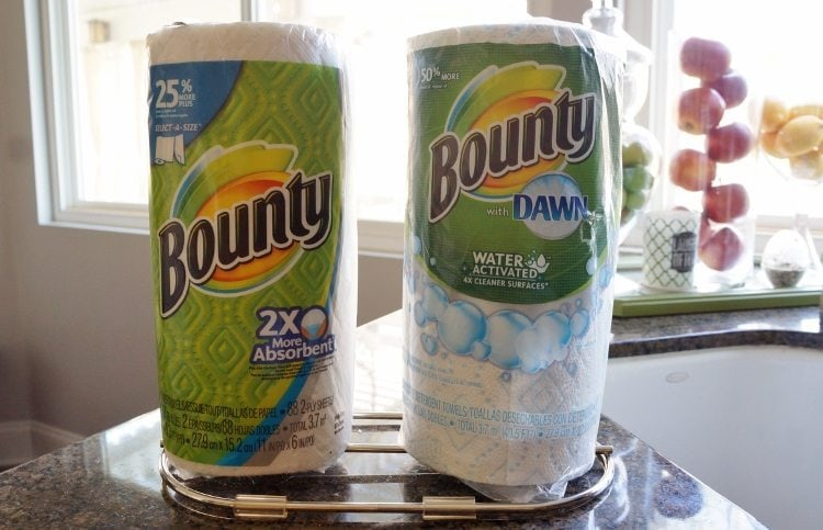 Get Ready for Back to School Season with Bounty