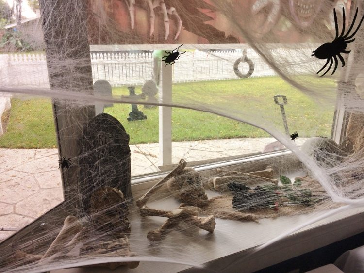 Scary Halloween Party Ideas Diy Inspired