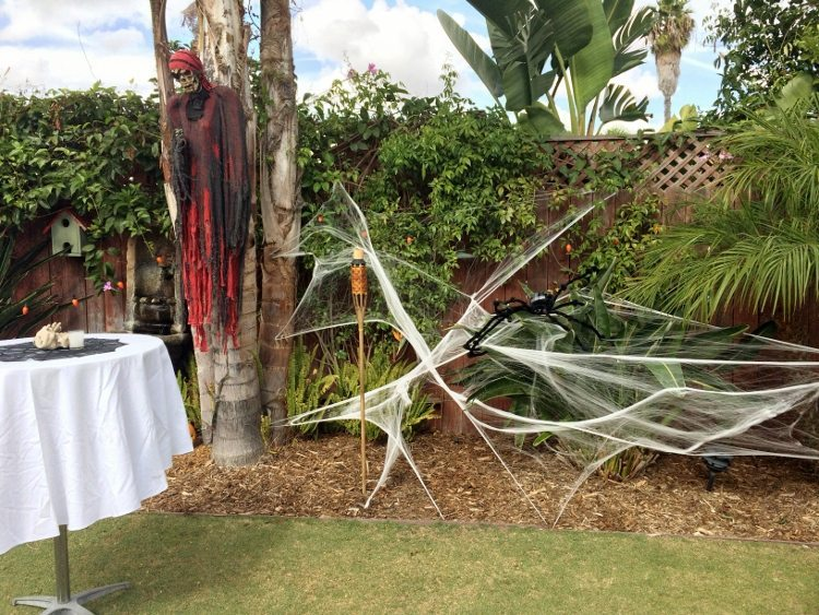 Halloween Party Ideas Outdoor 2