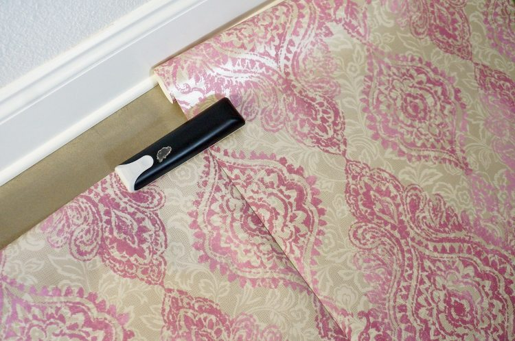 How to Install Wallpaper with a Pattern Repeat