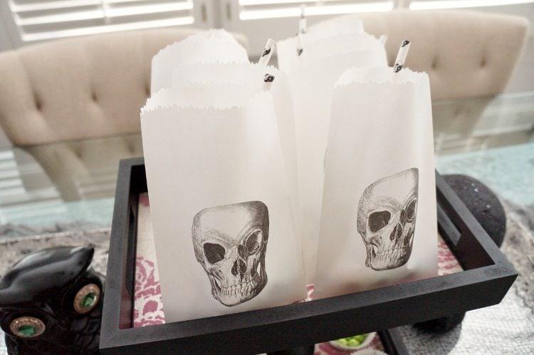 Skull Goody Bags