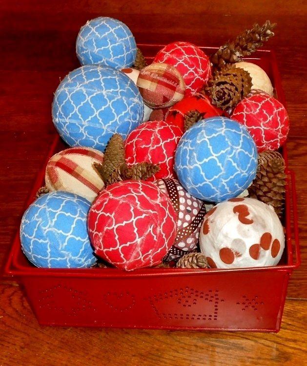 DIY Rag Balls DIY Inspired