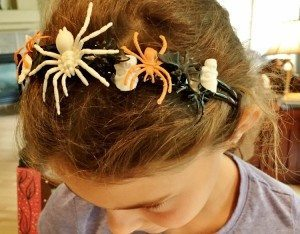Headband Halloween Craft For Kids