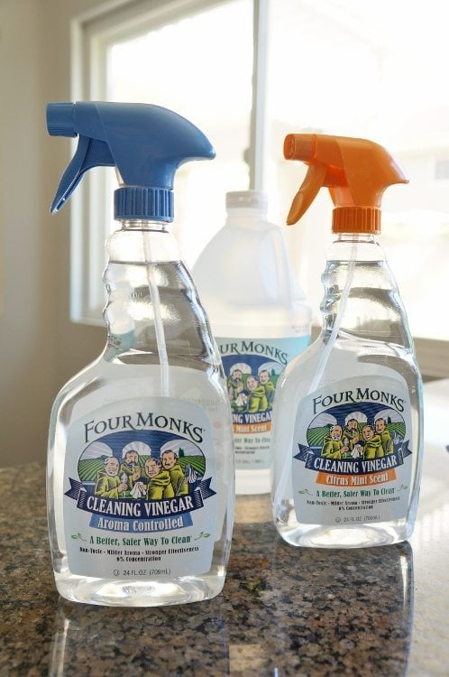 Laundry Tips For Cleaning With Vinegar Diy Inspired
